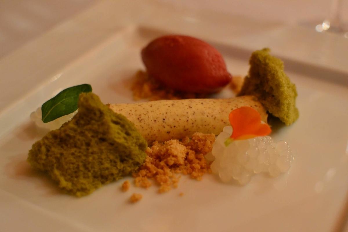 志摩地中海村レストランリアス料理
