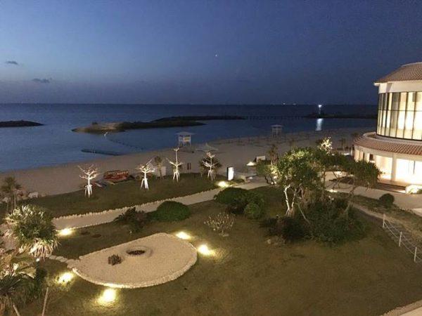 シェラトン沖縄サンマリーナリゾート 部屋からの景色