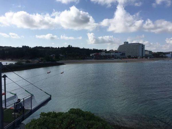 シェラトン沖縄サンマリーナリゾート 海