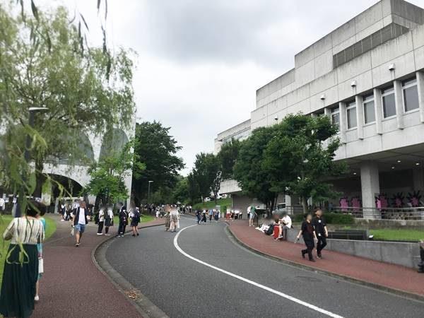 多摩美術大学オープンキャンパス